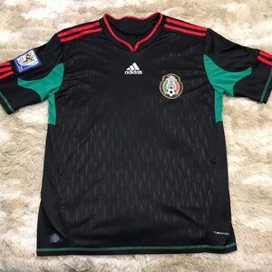 💚ADIDAS MEXICO THROWBACK JERSEY ❤️